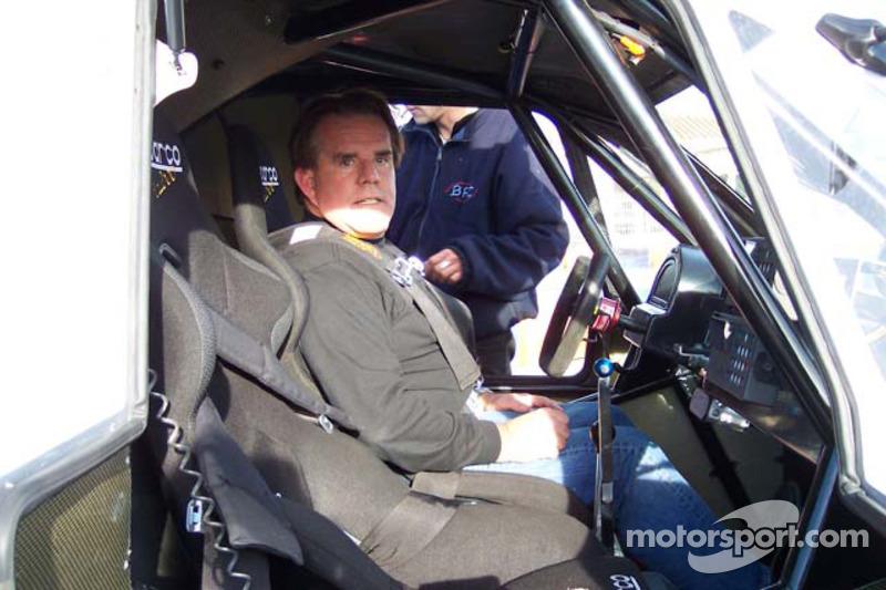 Vanguard Racing test en France: Ronn Bailey
