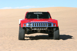 Team Gordon: the Hummer H3 Race Truck
