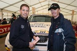 Guerlain Chicherit and Matthieu Baumel