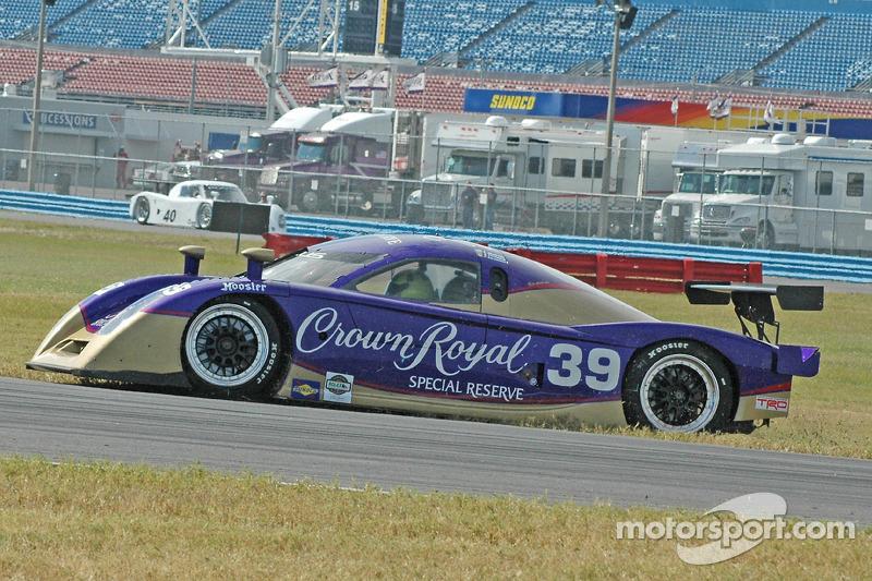 #39 Cheever Racing Lexus Crawford: Eddie Cheever, Christian Fittipaldi, Patrick Carpentier