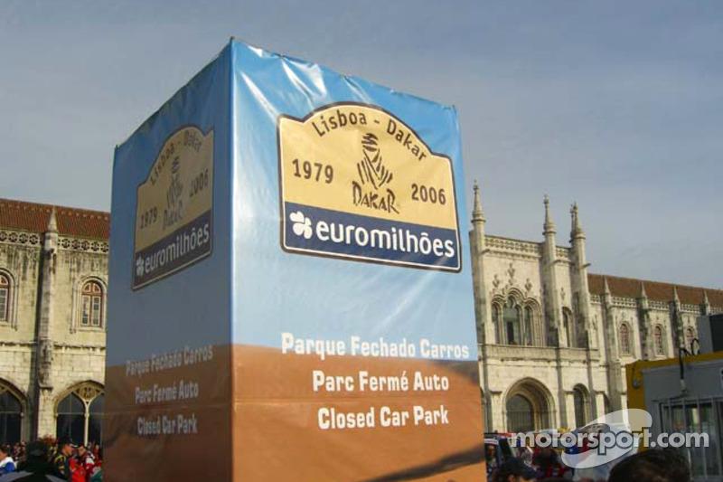 Parc Fermé à Lisbonne