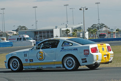 #3 Blackforest/Palm Coast Ford Mustang GT: Carlos Lira, Fernando Scattolin