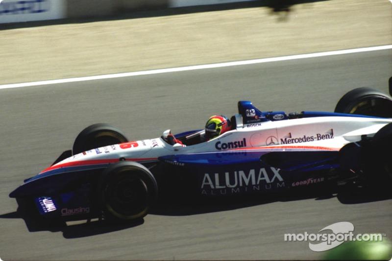 1998-1999: дебют в CART