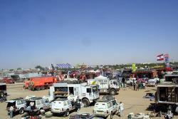 Bivouac à Bamako