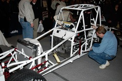 A dirt modified stripped down to the tubes