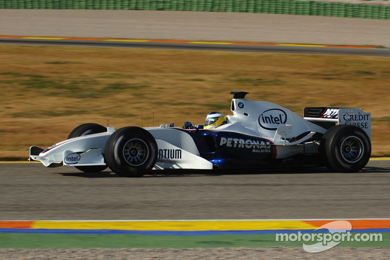 Nick Heidfeld, BMW Sauber F1 Team F1.06, 2006