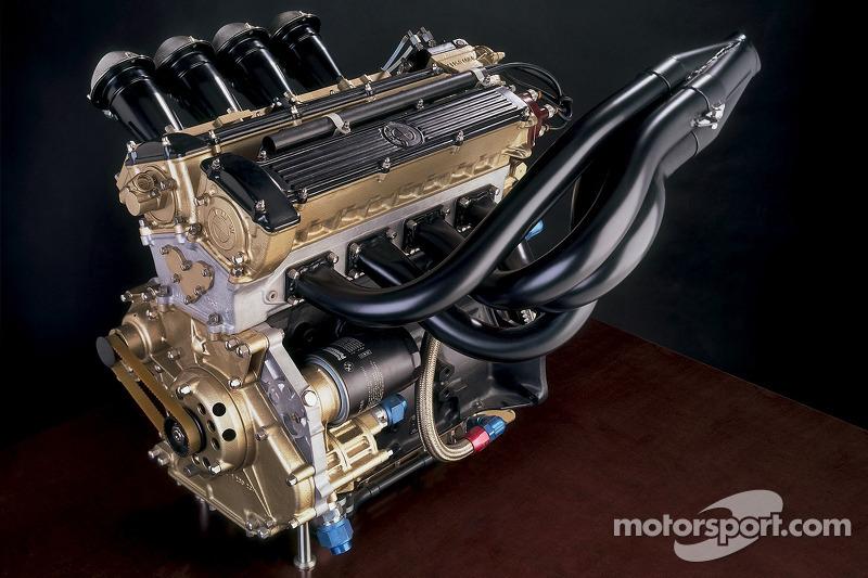 Bmw M12 7 Formula 2 Engine 1973 At Bmw Sauber F1 Team