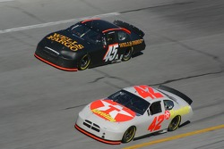 Casey Mears and Kyle Petty