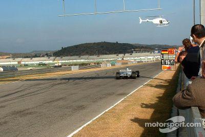 BMW Sauber F1 Team launch, Valencia