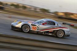 #50 Multimatic Motorsports Team Panoz Esperante GTLM: Gunnar Jeannette, Scott Maxwell