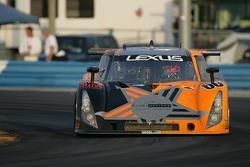 #60 Michael Shank Racing Lexus Riley: Oswaldo Negri, Mark Patterson, A.J. Allmendinger, Justin Wilson