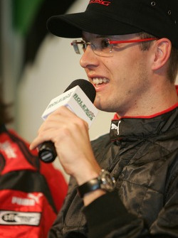 Champ Car drivers press conference: Sébastien Bourdais