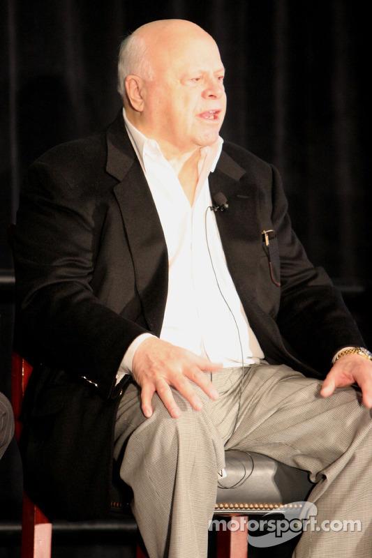 O. Bruton Smith, directeur exécutif et président de Speedway Motorsports, Inc.