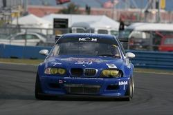 #24 Matt Connolly Motorsports BMW M3: Brian O'Shaughnessy, Bill Cotter, Tom Malloy, Jacob Shalit, Billy Johnson