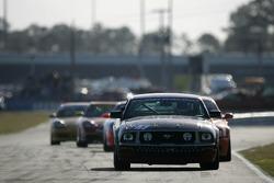 #47 TF Racing Mustang GT: John Kohler, Gary Smith