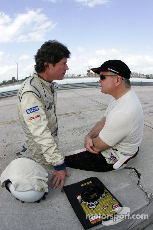 Rick Knoop et Duncan Dayton