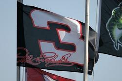 Dale-Earnhardt-Flagge in Daytona
