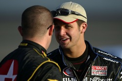 Casey Mears and Reed Sorenson