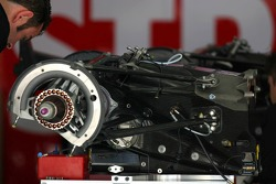 Honda Racing RA106 engine