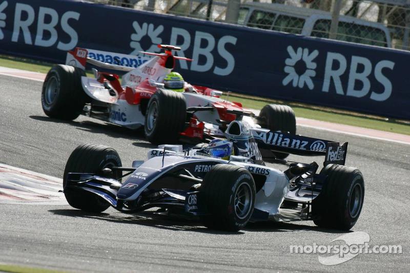 2006: Primeros puntos