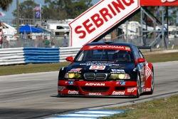 #22 BMW Team PTG E46 M3: Justin Marks, Bryan Seller, Martin Jensen