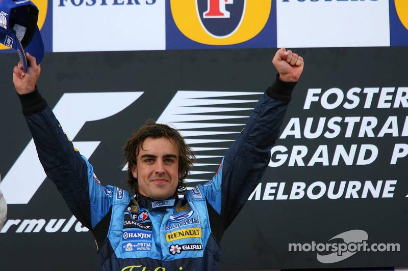 10- GP de Australia de 2006, Albert Park