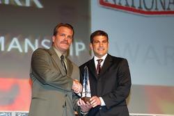 David Starr wins the Sportsman Award