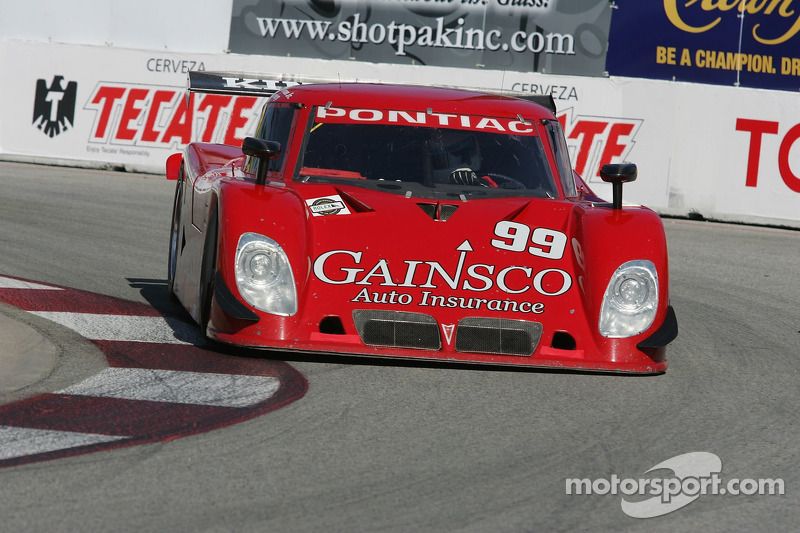 #99 Gainsco/ Blackhawk Racing Pontiac Riley: Alex Gurney, Rocky Moran Jr.