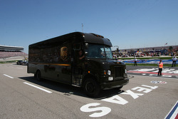 UPS delivers the green flag