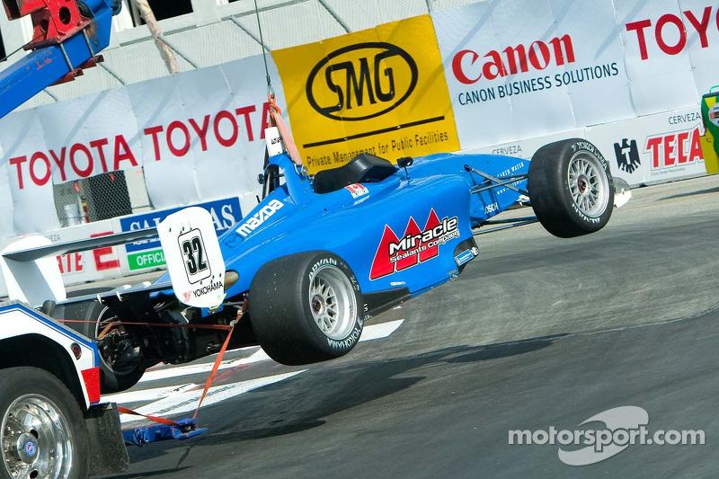 La voiture de Mike Forest