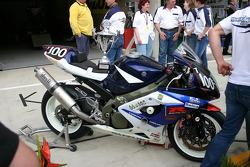 Team endurance moto 45