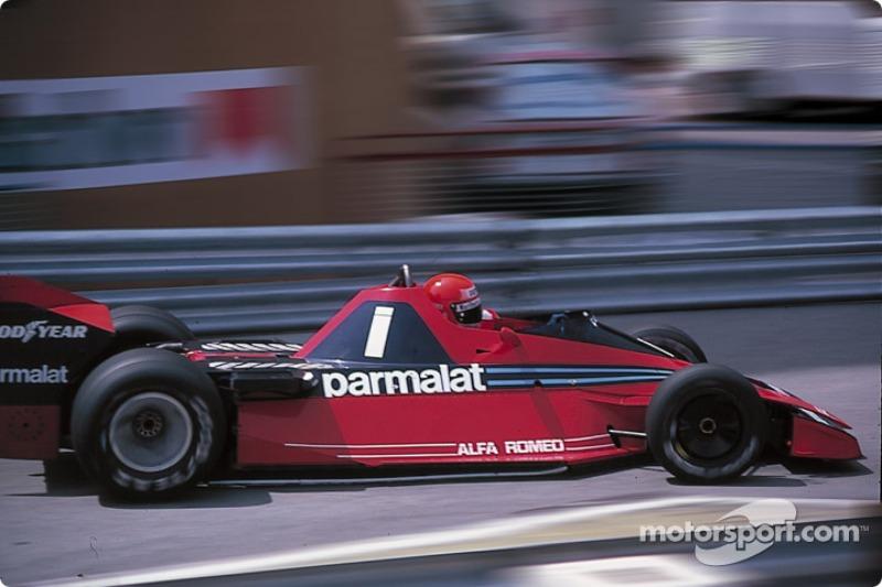 Niki Lauda, Brabham BT46 Alfa Romeo