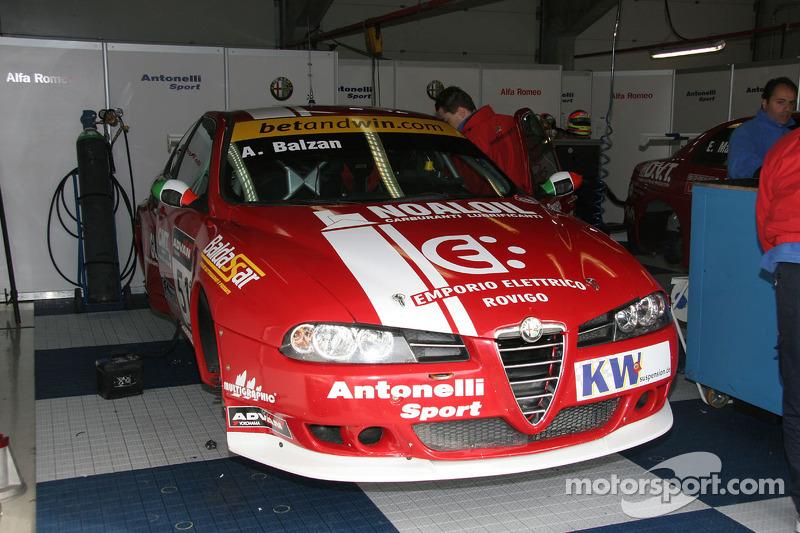 DB Motorsport Alfa Romeo 156