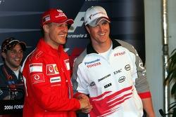 Thursday FIA press conference: Michael Schumacher and Ralf Schumacher
