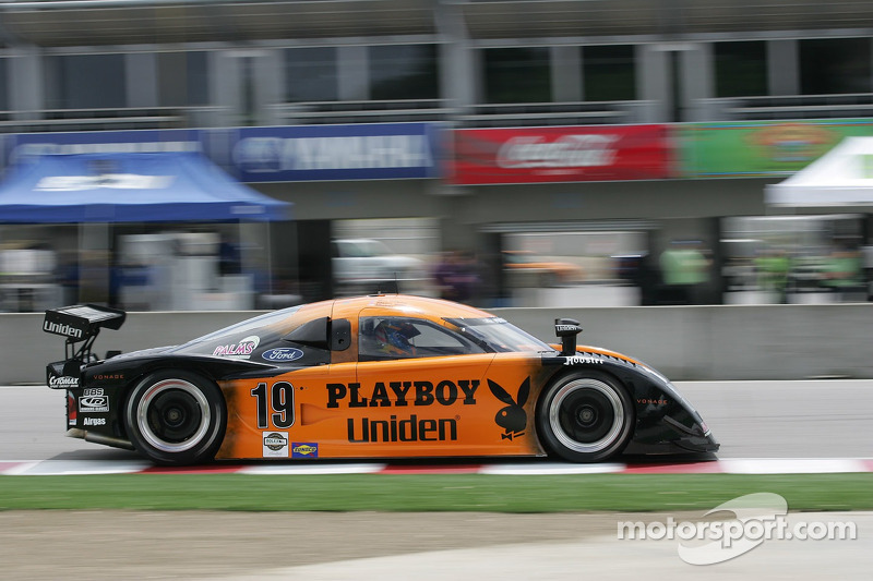 #19 Playboy/ Uniden Racing Ford Crawford: Guy Cosmo, Michael McDowell