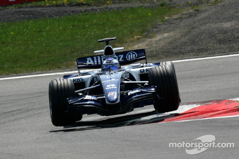 2006: Williams FW28