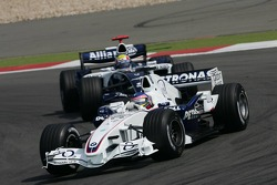 Jacques Villeneuve and Mark Webber