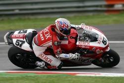 Superbike Friday qualifying