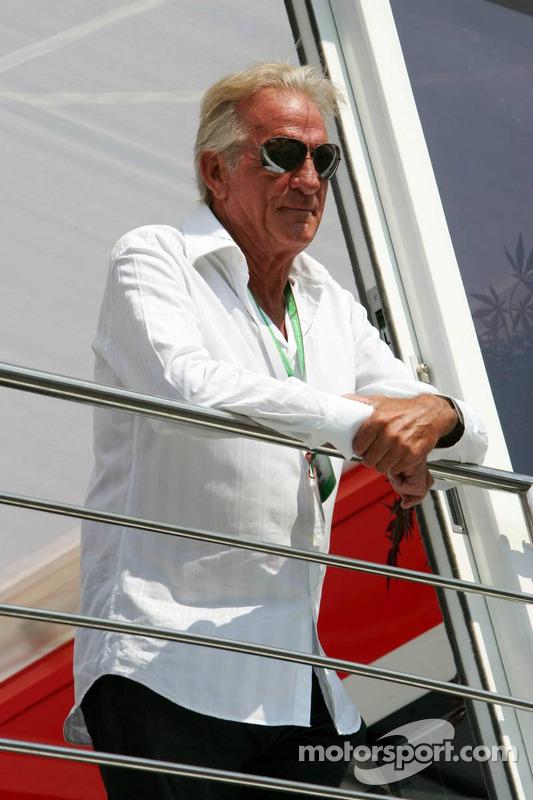 John Button, père de Jenson Button