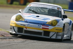 #99 Race Alliance Porsche 996 GT3 RSR: Lukas Lichtner-Hoyer, Thomas Gruber