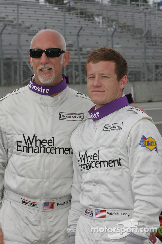 Patrick Long et Brent Martini