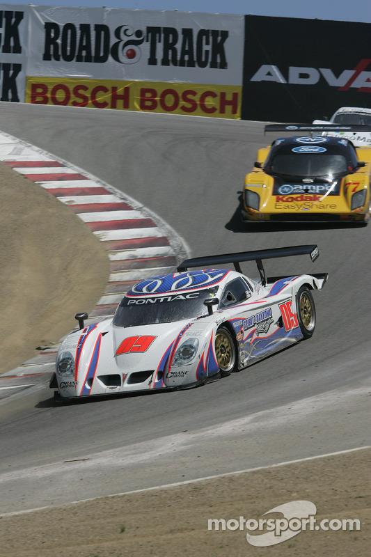 #09 Spirit of Daytona Racing Pontiac Crawford: Doug Goad, Larry Oberto