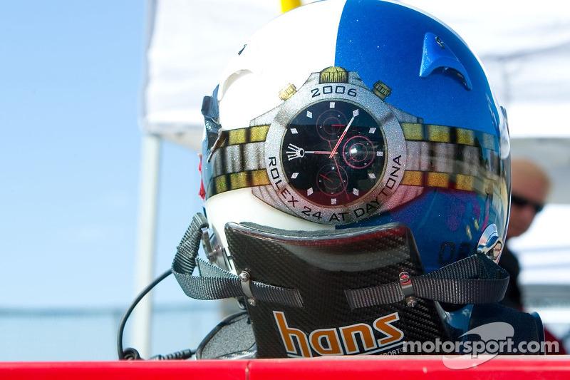 Rolex helmet