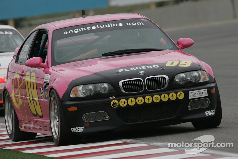 #09 Automatic Racing BMW M3: Jep Thornton, Lonnie Pechnik