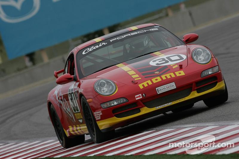 #30 Fastmetal Motorsports Porsche 997: Tim Pappas, Mike Fitzgerald
