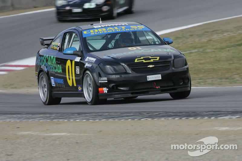 #01 Georgian Bay Motorsports Chevrolet Cobalt: Jamie Holtom, Eric Curran