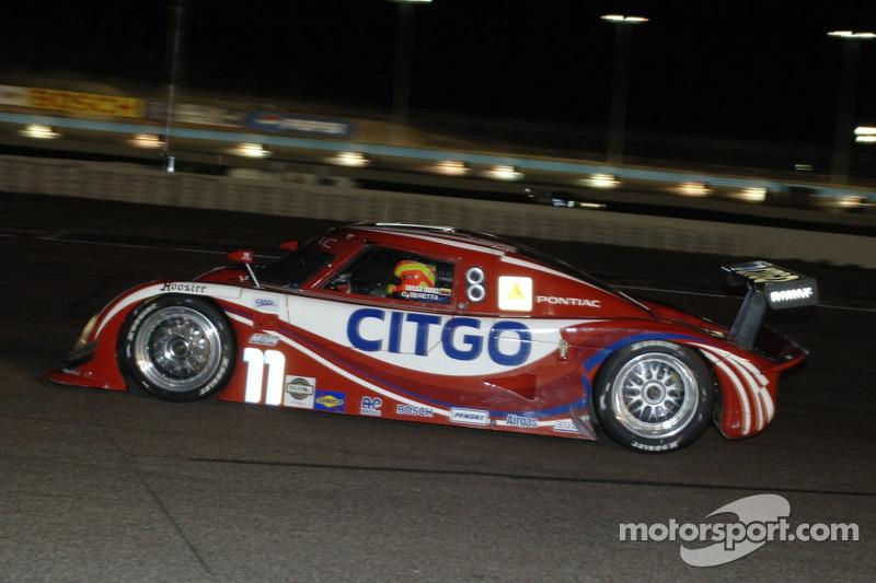 #11 CITGO Racing by SAMAX Pontiac Riley: Milka Duno, Olivier Beretta, Ian James