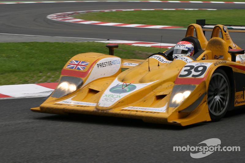 #39 Chamberlain - Synergy Motorsport Lola B05/40 - AER: Miguel Amaral, Miguel Angel Castro, Angel Burgueno