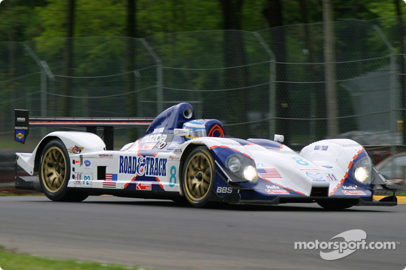 #8 B-K Motorsport Courage C65 Mazda: James Bach, Guy Cosmo