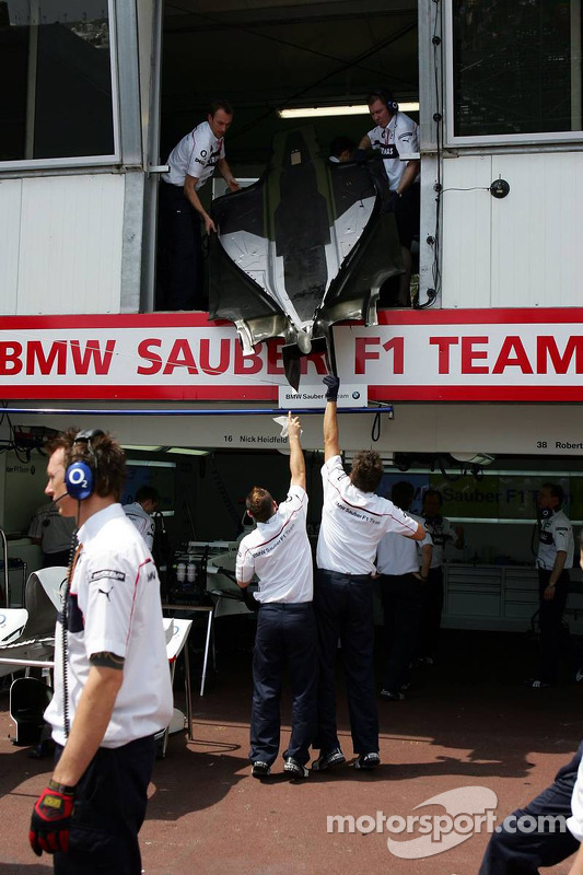 BMW Sauber Team